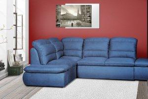 Диван Сицилия+оттоманка угловой - Мебельная фабрика «Ихсан»