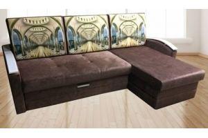 Диван Симбад угол - Мебельная фабрика «Сезам»