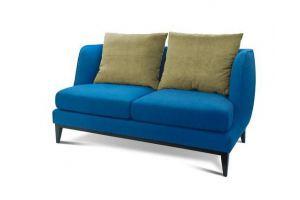 Диван синий Cityscape 2 - Мебельная фабрика «Ottostelle»