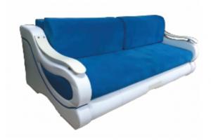Диван София Капля с формованными подушками - Мебельная фабрика «ПЕРСПЕКТИВА»