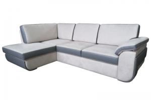 Диван Соренто с оттоманкой - Мебельная фабрика «Лори»