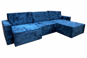 Диван Сорренто с оттоманкой - Мебельная фабрика «Алмаз»