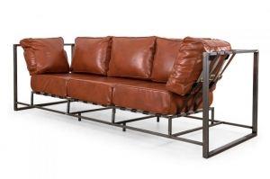 Диван современный Лофт - Мебельная фабрика «HoReCa»