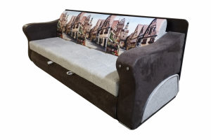 Диван-стол Монако 3 в 1 - Мебельная фабрика «Алга»