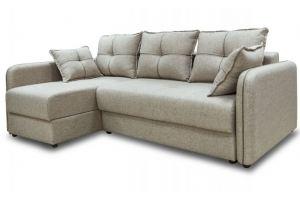 Диван светлый угловой - Мебельная фабрика «Софа»