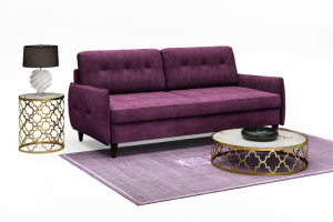 Диван Sydney прямой - Мебельная фабрика «Ангажемент»