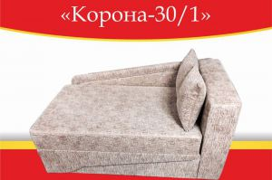 Диван-тахта Корона-30/1 - Мебельная фабрика «Корона»