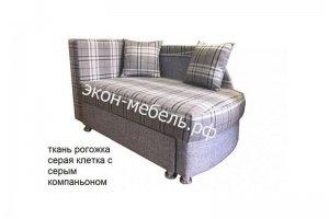 Диван тахта Рогожка - Мебельная фабрика «Экон-мебель»