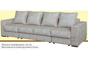 Диван тик-так Валенсия - Мебельная фабрика «Suchkov-mebel»