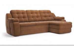Диван TIRPITZ K с оттоманкой - Мебельная фабрика «Sofmann»