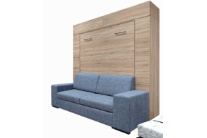Диван трансформер на газлифтах Арамис - Мебельная фабрика «Soft City»