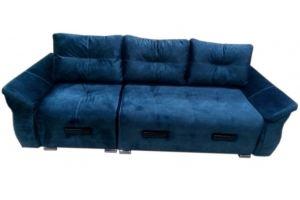Диван трансформер на пружинном блоке - Мебельная фабрика «Самур»