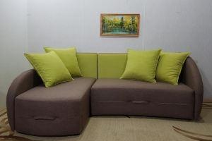 Диван-трансформер с выдвижной оттоманкой - Мебельная фабрика «Оричанка»
