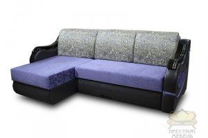 Диван угловой 216 - Мебельная фабрика «Престиж мебель»