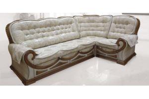 Диван угловой Алина 08 - Мебельная фабрика «Алина-мебель»