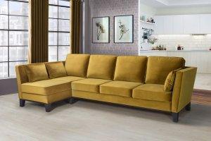 Диван Bruno с оттоманкой - Мебельная фабрика «Аргос»