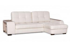 Диван угловой Брюссель NEXT Белый - Мебельная фабрика «Цвет диванов»