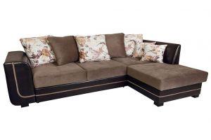 диван угловой Дельфин 3 - Мебельная фабрика «Лама-мебель»