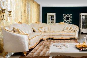 Диван угловой Dominica - Мебельная фабрика «EVANTY»