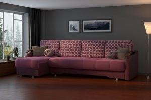 Угловой диван Джессика - Мебельная фабрика «Полярис»