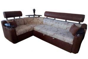 Диван угловой Эдем - Мебельная фабрика «Корона Люкс»