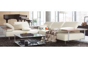 Диван угловой Flex - Мебельная фабрика «Genau»