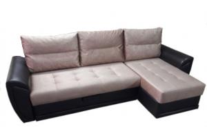 Диван угловой Гранд-1 - Мебельная фабрика «Мебельный рай»