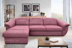 Диван с оттоманкой Хилтон - Мебельная фабрика «Камелия»