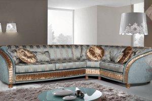 Диван угловой KAPRIZ - Мебельная фабрика «Тиолли»
