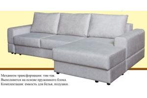 Диван угловой Каприз - Мебельная фабрика «Suchkov-mebel»