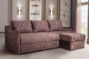 Диван угловой Кристал 1 КМК 0653 - Мебельная фабрика «Калинковичский мебельный комбинат»