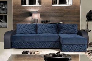Диван угловой Кристал 2  КМК 0654 - Мебельная фабрика «Калинковичский мебельный комбинат»