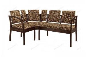 Диван угловой кухонный Мурано - Мебельная фабрика «Лидер»