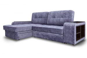 Диван угловой Лацио широкий подлокотник - Мебельная фабрика «Димир»