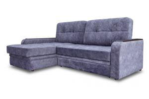 Диван угловой Лацио стандартный подлокотник - Мебельная фабрика «Димир»