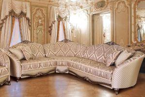 Диван угловой Лель К 25 - Мебельная фабрика «Вершина комфорта»