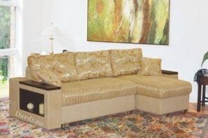Диван угловой Леон люкс - Мебельная фабрика «Дарди»