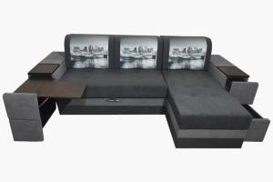 Диван угловой Лидер 7 - Мебельная фабрика «Алга»