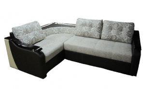 Диван угловой Лилия - Мебельная фабрика «Мягкий рай»