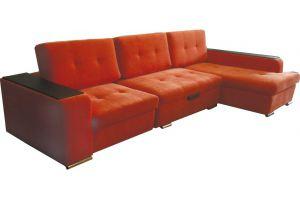 Диван угловой Максимус-5 с кресельной частью - Мебельная фабрика «Сеть-М»