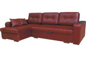 Диван угловой Максимус-5 с увеличенным спальным местом - Мебельная фабрика «Сеть-М»