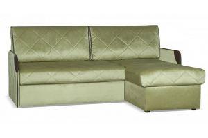 Диван угловой Марсель NEXT Оливковый - Мебельная фабрика «Цвет диванов»