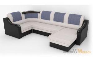 Диван угловой Модена  В-3 - Мебельная фабрика «Эконом Мебель»