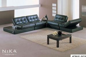 Диван угловой модульный Калинка 65 - Мебельная фабрика «NIKA premium»