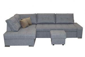 Диван угловой Неаполь со спинкой 2 - Мебельная фабрика «FAVORIT COMPANY»
