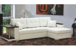 Диван угловой с декором Маркус - Мебельная фабрика «Дарди»