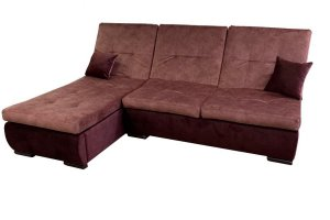 Диван угловой с оттоманкой Престиж 16 - Мебельная фабрика «Данко»