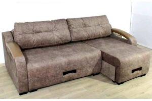 Диван угловой с оттоманкой Релакс - Мебельная фабрика «Стелла»