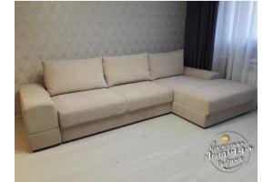 Диван угловой с оттоманкой Верона - Мебельная фабрика «Вологодская мебельная фабрика»