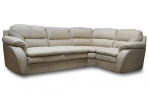 Диван угловой с подушками Соло 115 - Мебельная фабрика «Вологодская мебельная фабрика»